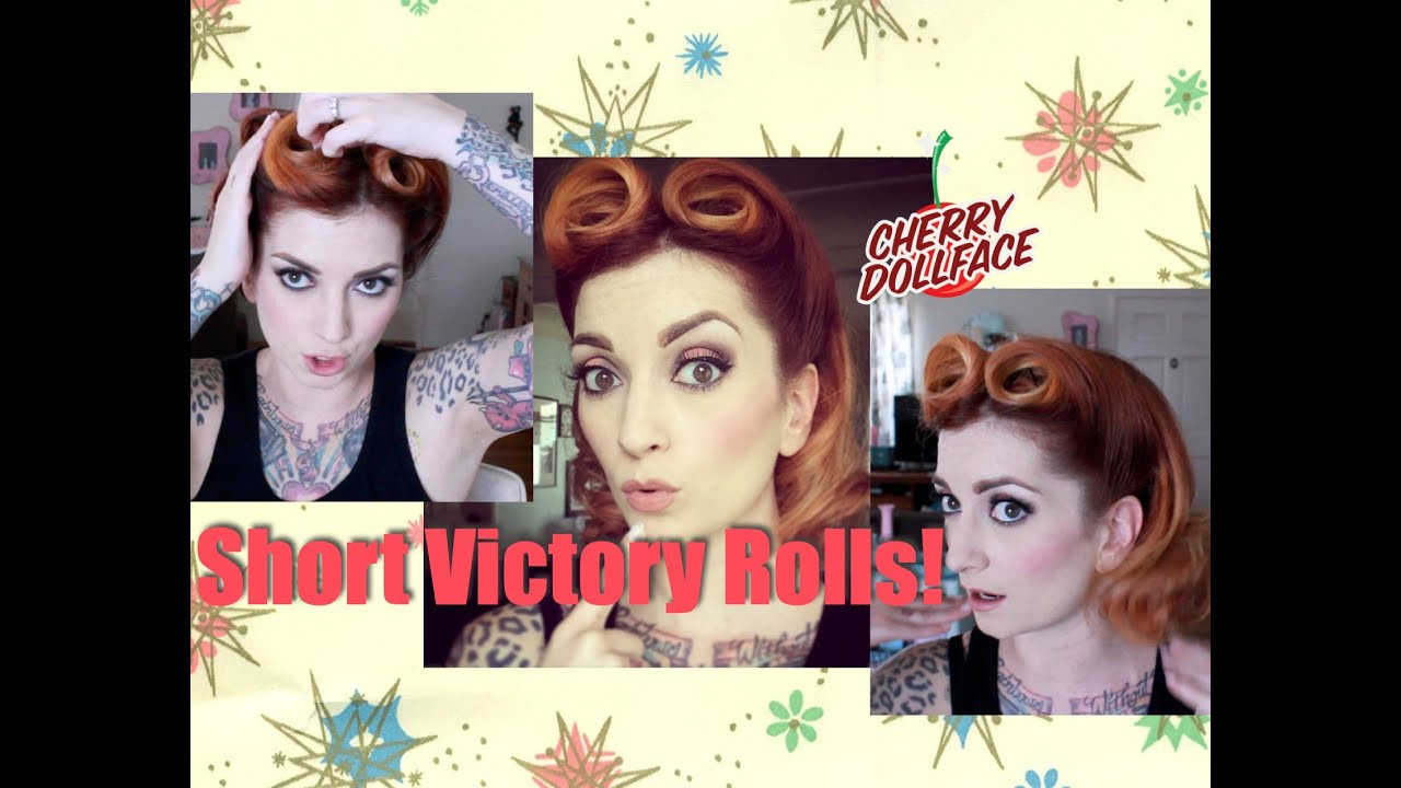 vintage hairstyles tutorial fade haircut
