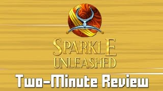 Sparkle Unleashed (Xbox One) | Two-Minute Review | Player Ready?