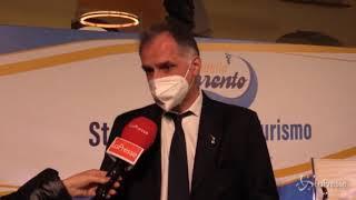 Turismo, Garavaglia a Sorrento: «Prioritario vaccinare gli operatori per ripartire in sicurezza»