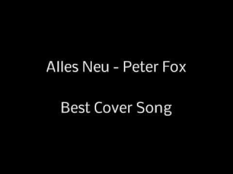 Alles Neu - Peter Fox   Best Cover Song EVER !