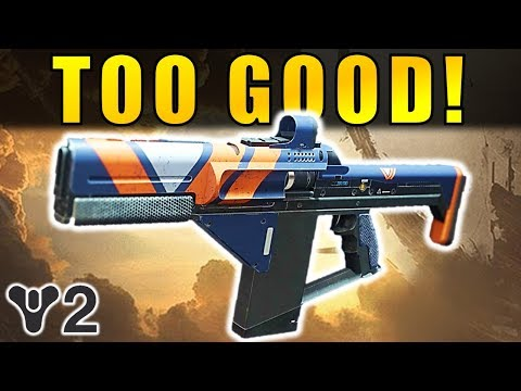 Destiny 2 Beta: TOO GOOD! | Main Ingredient Fusion Rifle