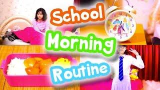School Morning Routine