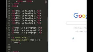 Learn Html Basic in 2 Minutes
