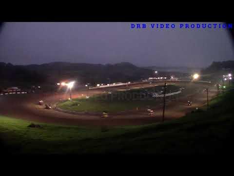 Hidden Valley Speedway 270 Micro Sprints Heat 1 of 2 7/6/19