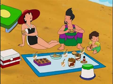 "Download George Shrinks S1E11 - ""A Day at the Beach"""