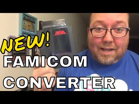 Sega Power Base Converter - Gaming Historian from YouTube · Duration:  4 minutes 37 seconds