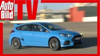 Ford Focus RS (2016) - Driften wie Ken Block