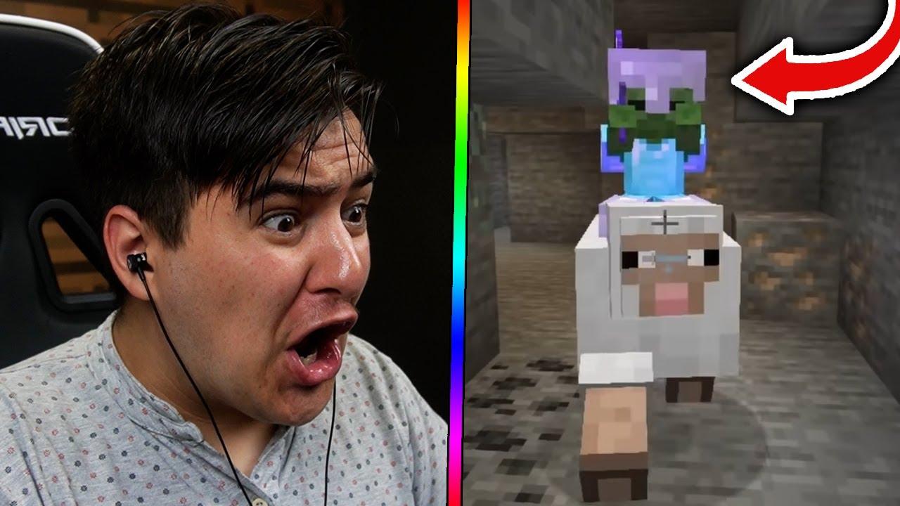 Minecraft pero esta es la VERSION mas ROTA de TODO MINECRAFT! 😂
