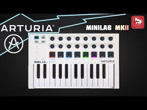 MIDI контроллер Arturia Minilab MkII