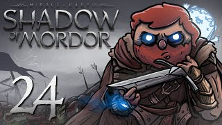 Shadow of Mordor Gameplay Part 24: The Problems of Command (PC)