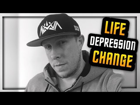 Dealing with Depression, Change & Hardship & The Power of Grit (Life Update)