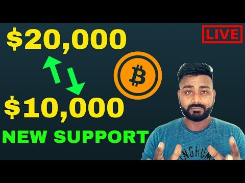$10,000 BITCOIN PRICE NEXT JUMP FROM HERE ?  / ला कर रहेंगे LIBRA COIN?