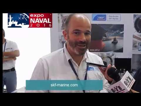 Expo Naval 2016 Entrevista a SKF Marine