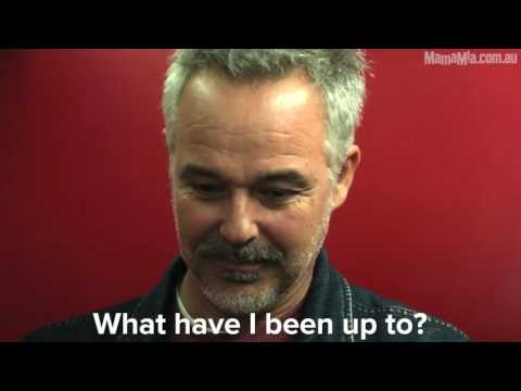 In the Lift with Cameron Daddo