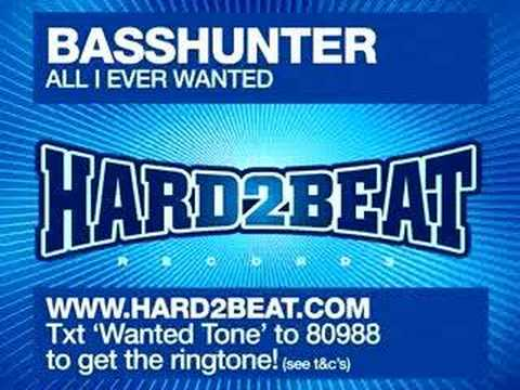 Basshunter  All I Ever Wanted  PREVIEW!