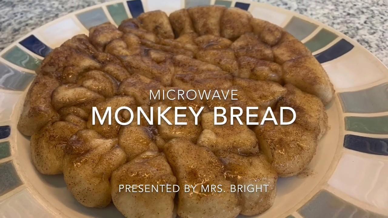 microwave monkey bread youtube