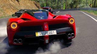 Forza horizon 3 - Goliath race - Ferrari LaFerrari Gameplay 1080p HD