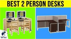 10 Best 2 Person Desks 2019