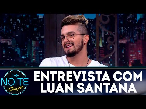 Entrevista com Luan Santana | The Noite (02/05/18)