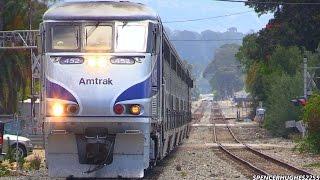 Trains in Santa Barbra, CA + More new locations !!! (July 6th, 2014)