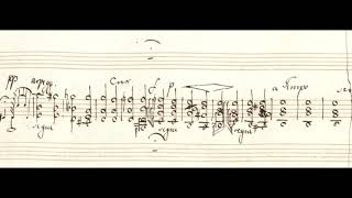 Download Lagu Felix Mendelssohn - Violin Concerto in E Minor 1844 version Manuscript score MP3