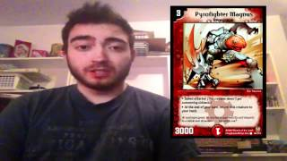 Duel Masters - Top 10 Fire Cards