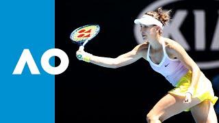 Belinda Bencic vs Anett Kontaveit - Match Highlights (3R) | Australian Open 2020