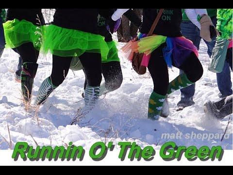 2014 Runnin O' The Green Full Video Jamestown ND