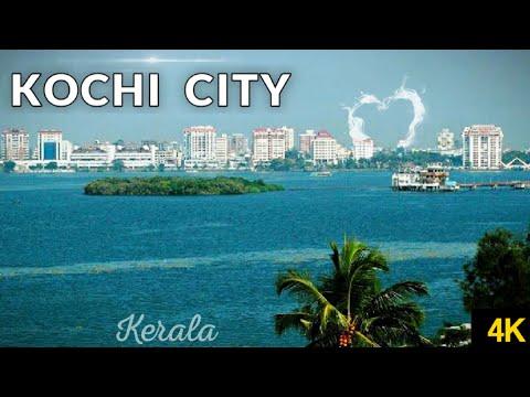 Kochi City    Well Developed Metropolis of Kerala    Cochin.