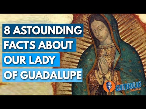 8 Astounding Facts About Our Lady of Guadalupe | The Catholic Talk Show