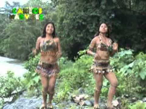 CUMBIA AMAZONICA CARLOS NARVAEZ.VOB