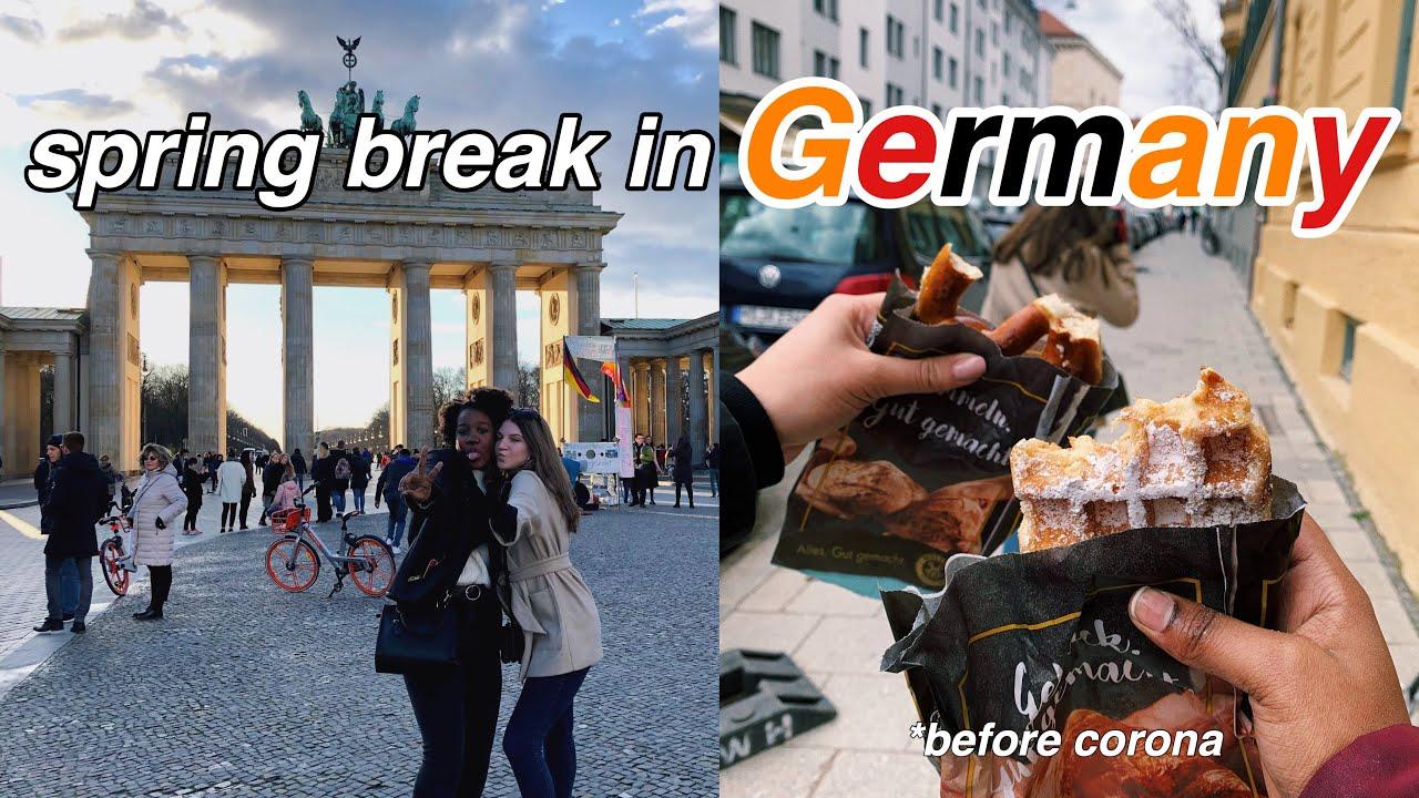Spring Break Deutschland