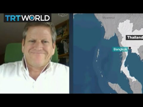 Cambodia Politics: Phil Robertson talks to TRT World