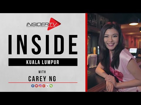 INSIDE Kuala Lumpur with Carey Ng | Travel Guide | AUGUST 2017