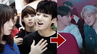 The EVOLUTION of Jikook in BTS Music Videos (2013-2020)   KOOKMIN