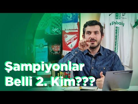 2. Lig'de Son Şampiyon Kim Olacak? Kocaelispor Sakaryaspor Hekimoğlu Sarıyer Kırklarelispor Vanspor | Murat Şeker