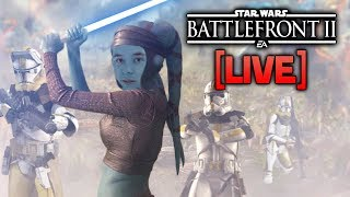 ⚡BATTLEFRONT 2 LIVE - Let's try out the new update, skins & discuss the news!