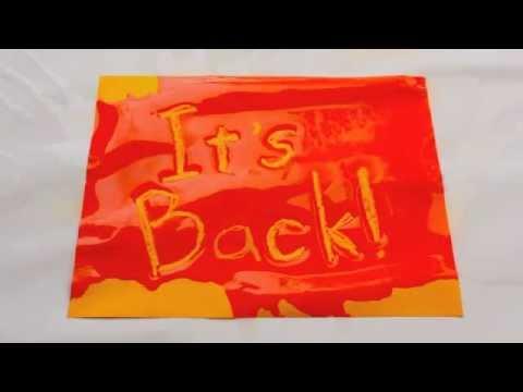 Goldenrod Paper Returns - YouTube