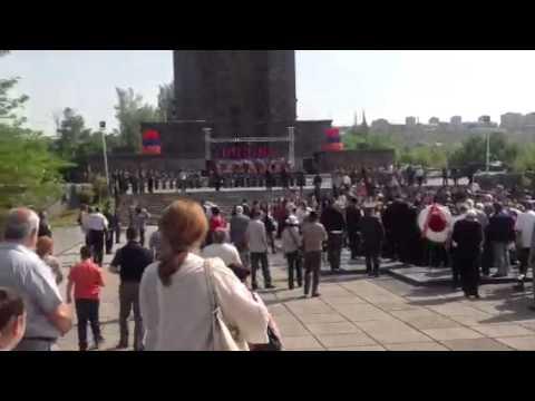 Посольство России в Армении 9мая