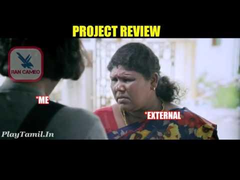 project review meme