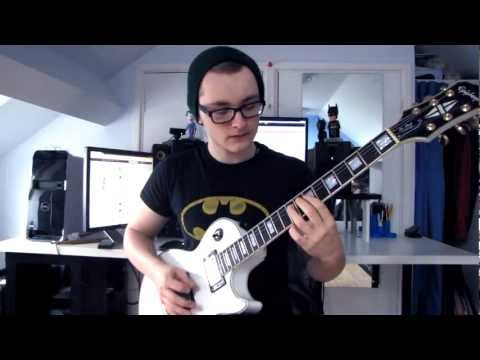 Bullet For My Valentine | Tears Don't Fall Part 2 (Guitar Cover)
