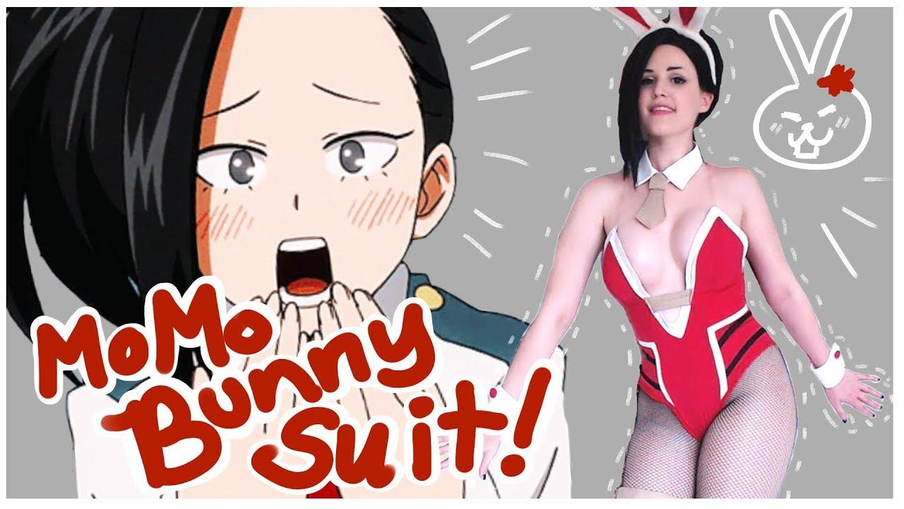 Momo Bunnysuit Cosplay Tutorial