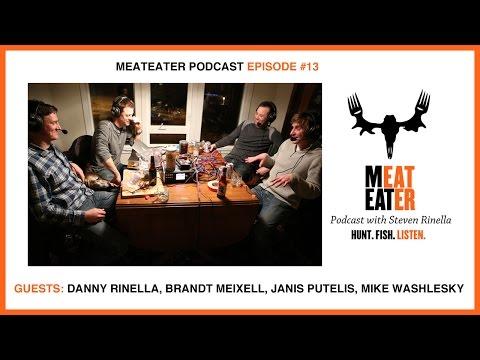 Episode 013: Danny Rinella, Brandt Meixell, Janis Putelis, Mike Washlesky
