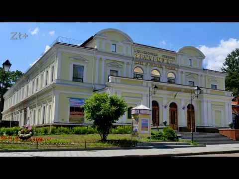Житомир исторический - Часть 3. 4К( Cities of Ukraine - Zhitomir. Part 3)