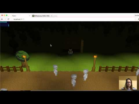 Making Tavern, A 3D Game In Javascript - Episode 1