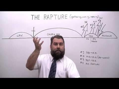 The Rapture by Robert Breaker