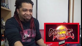 Dragon Ball FighterZ Launch Trailer : REACTION (Hmmm Should I buy this game?!?!?!)