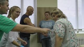 ВНЧС, зуб, орган и лимфодренажный массаж.  Алгоритм кинезиолога