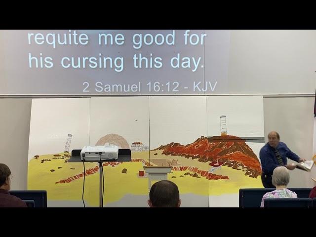 Sunday Morning Service with Bro. Byron 6-13-2021