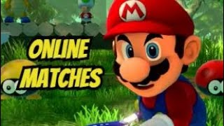 Mario Tennis Aces - Online Matches 13 (Free Play)